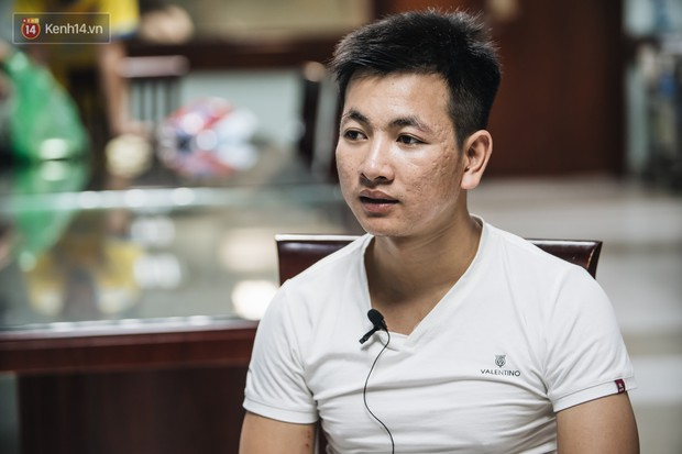 """Chàng trai 26 tuổi trong bộ đồ người nhện ở Bệnh viện Nhi Trung ương: """"Thay vì chờ đợi, hãy tự tạo cơ hội giúp đỡ người khác"""" - Ảnh 8."""