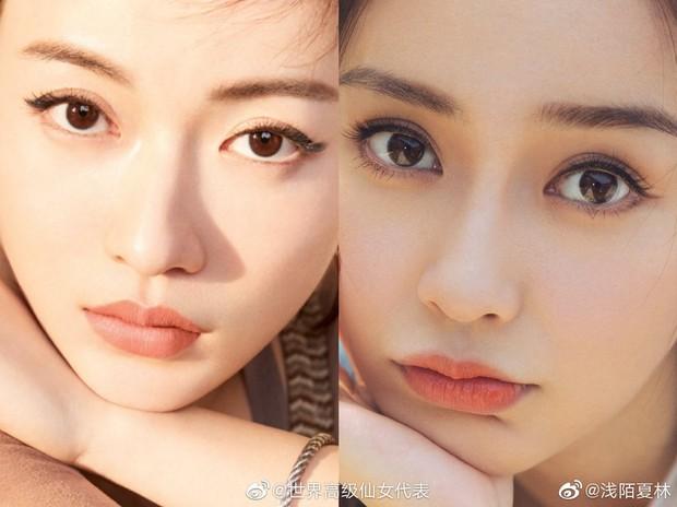 Netizen thu thập chứng cứ tố Ngô Cẩn Ngôn cosplay Angela Baby, gọi cô là bản fake kém chất lượng - Ảnh 5.
