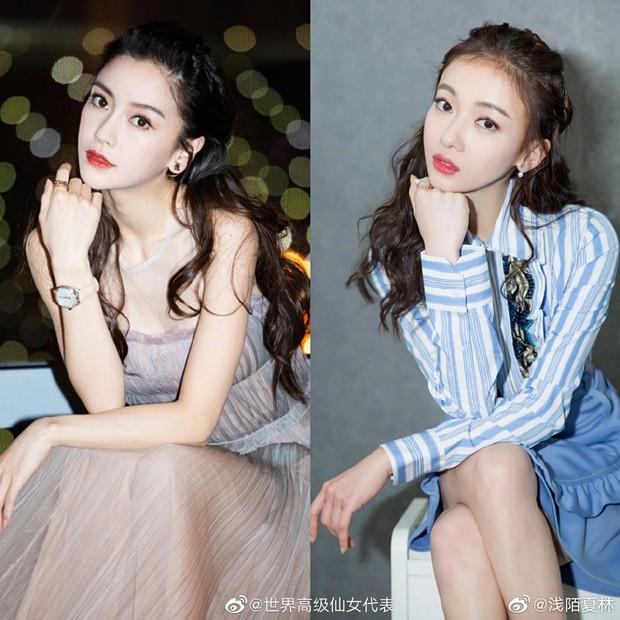 Netizen thu thập chứng cứ tố Ngô Cẩn Ngôn cosplay Angela Baby, gọi cô là bản fake kém chất lượng - Ảnh 4.