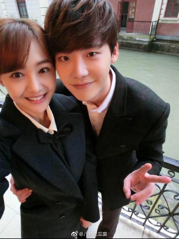 Phốt căng đét: Fan tố Trịnh Sảng ngoại tình với mỹ nam Pinocchio Lee Jong Suk, bị phát hiện có hickey ở cổ - Ảnh 2.