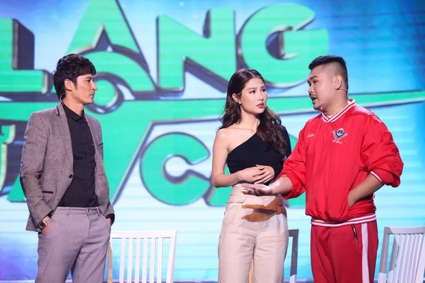 Diễm My 9X - Huy Khánh đánh giá cao những người biết tạo chiêu trò trong showbiz - Ảnh 3.