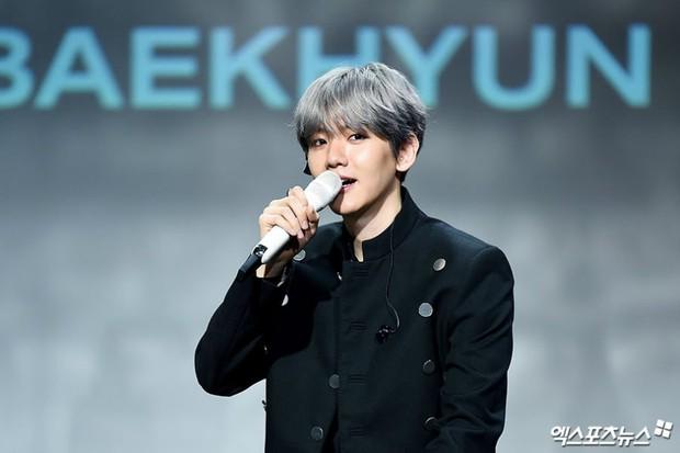Được coi là đối thủ không đội trời chung, Baekhyun (EXO) nói gì về thành công của BTS? - Ảnh 1.