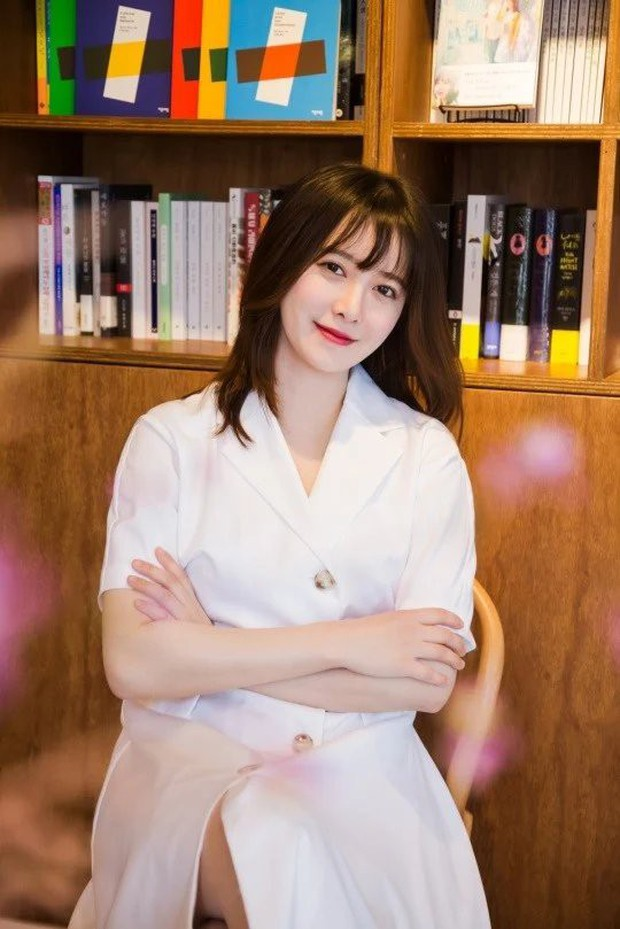 Dính tin đồn bầu bí vì béo trông thấy, nàng cỏ Goo Hye Sun tiết lộ tăng 13kg và không thể giảm cân vì chồng trẻ - Ảnh 3.