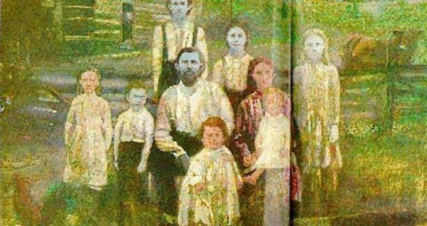 Câu chuyện ly kỳ về gia tộc người ngoài hành tinh có thật 100% ở Mỹ: Cả gia đình màu xanh da trời và lời nguyền đeo bám hàng trăm năm - Ảnh 1.