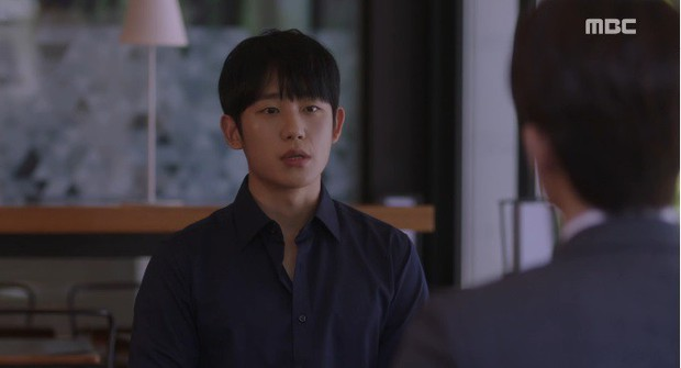 Dọa sẽ bóc phốt nếu không tránh xa Han Ji Min, Jung Hae In dằn mặt tình địch cực gắt trong tập 15 Đêm Xuân - Ảnh 6.