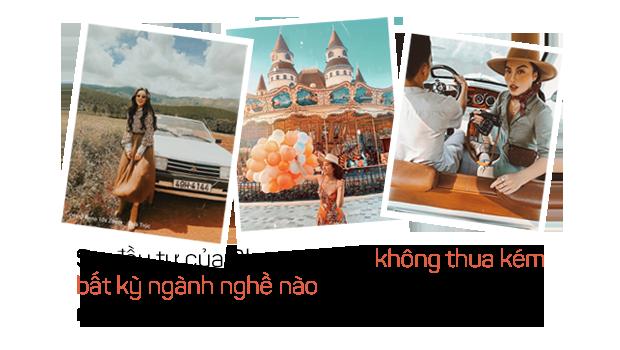 Hot Blogger Hà Trúc: Khám phá những trăn trở tuổi trẻ đằng sau ăn ngon, mặc đẹp và du lịch sang chảnh - Ảnh 7.