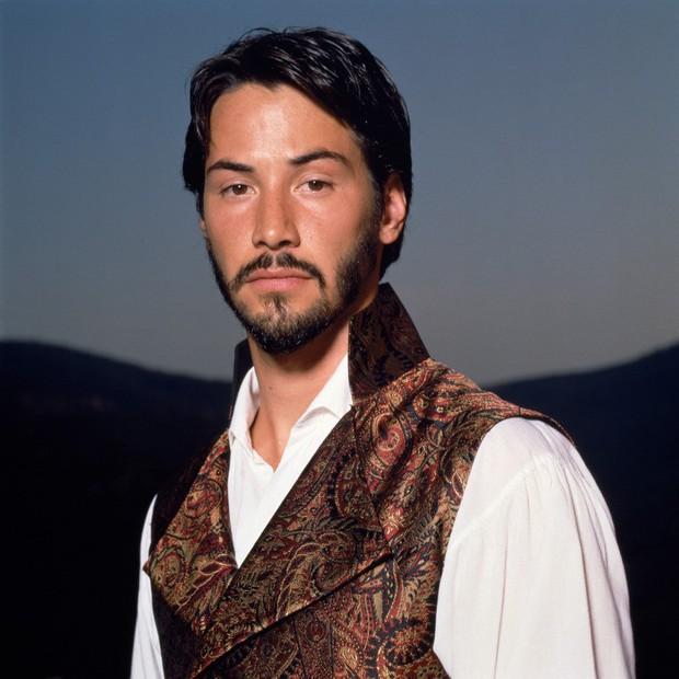 Chỉ với 15 tấm ảnh này cũng đủ chứng minh vẻ đẹp hoàn hảo của sát thủ John Wick Keanu Reeves - quý ông lịch thiệp nhất Hollywood - Ảnh 7.