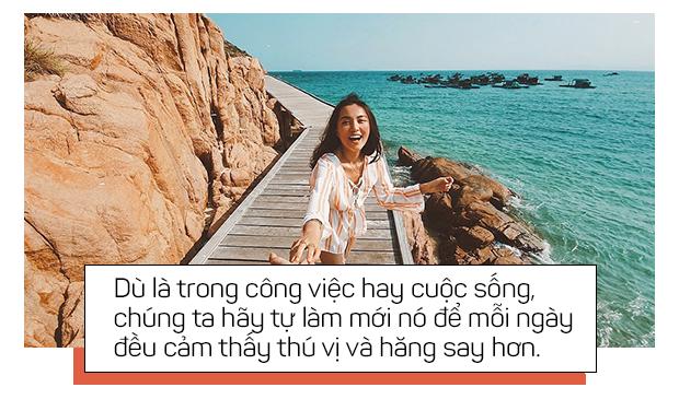 Hot Blogger Hà Trúc: Khám phá những trăn trở tuổi trẻ đằng sau ăn ngon, mặc đẹp và du lịch sang chảnh - Ảnh 9.
