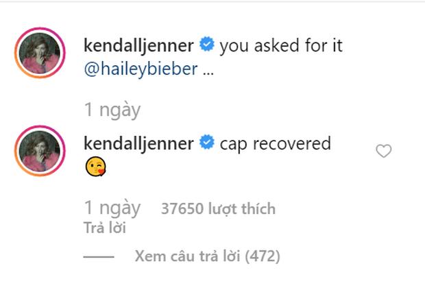 Kendall Jenner đu trend đá nắp chai trên Instagram, tưởng sexy nhưng lại bị anti đồng loạt vì hành động này - Ảnh 5.