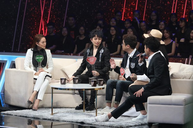 Minh Hằng, Gil Lê khiến Trấn Thành xanh mặt vì đòi ngồi ghế nữ chính Người ấy là ai - Ảnh 3.
