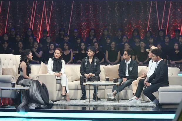 Minh Hằng, Gil Lê khiến Trấn Thành xanh mặt vì đòi ngồi ghế nữ chính Người ấy là ai - Ảnh 2.