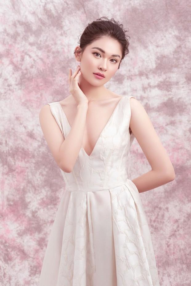 Á hậu Thùy Dung khoe ngực căng đầy gợi cảm khi bước sang tuổi 23 - Ảnh 5.