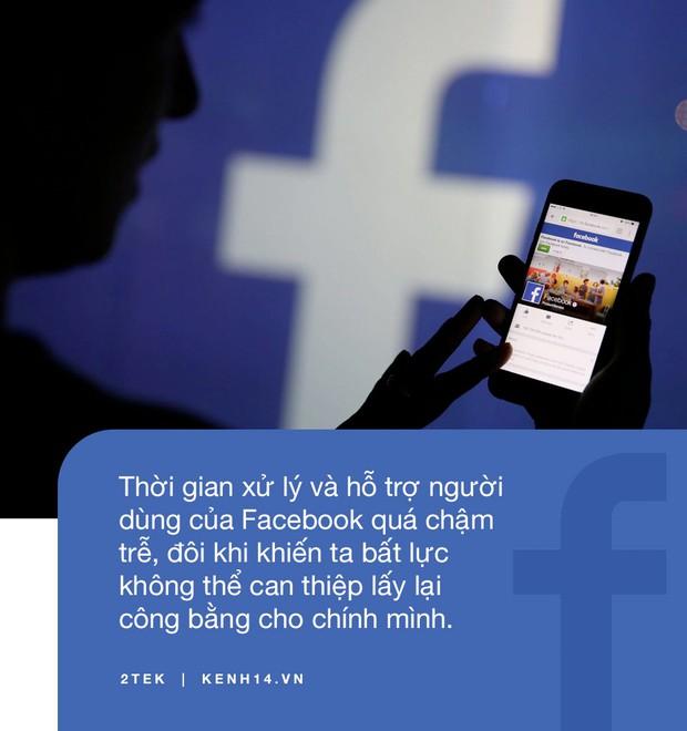 Vấn nạn Facebook chính chủ bị tài khoản nhái report ngược: Kẻ gian nhởn nhơ, nạn nhân bất lực không biết kêu ai - Ảnh 4.