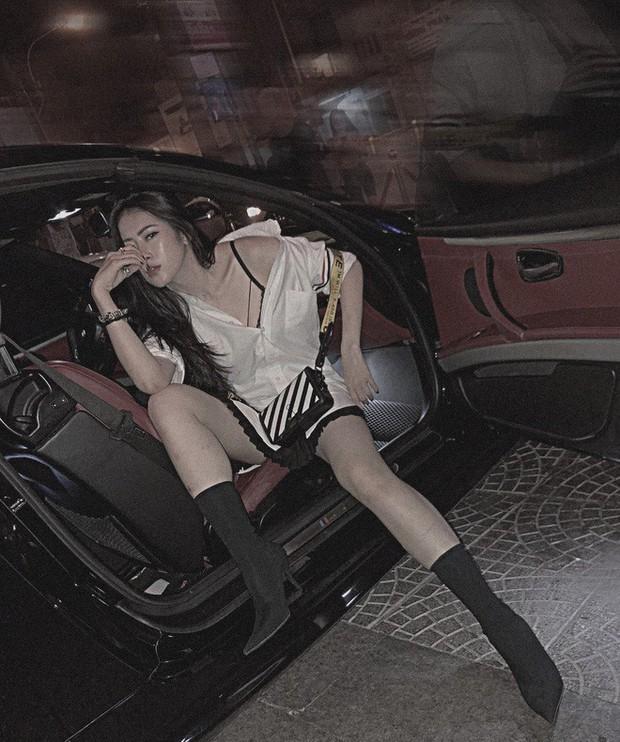 """Lộ ảnh quá khứ của """"gái xinh bên siêu xe"""" hot trên Instagram, dân tình gật gù: Để đẹp được cũng vất vả ghê! - Ảnh 8."""