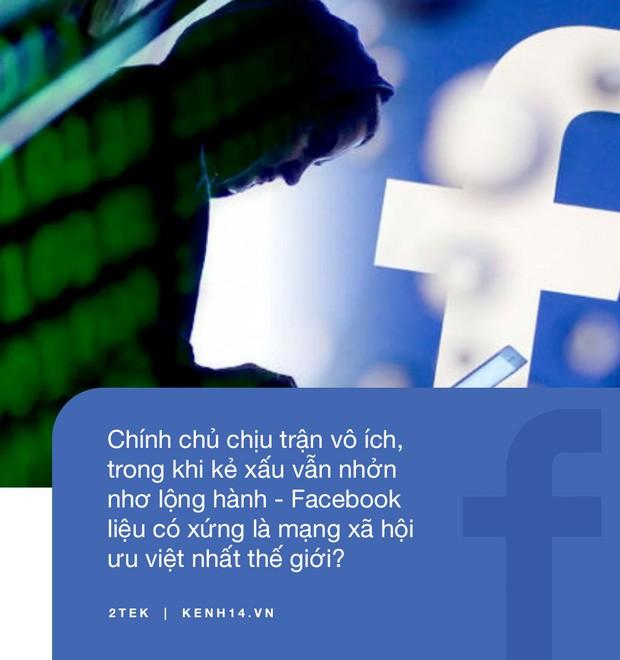Vấn nạn Facebook chính chủ bị tài khoản nhái report ngược: Kẻ gian nhởn nhơ, nạn nhân bất lực không biết kêu ai - Ảnh 6.