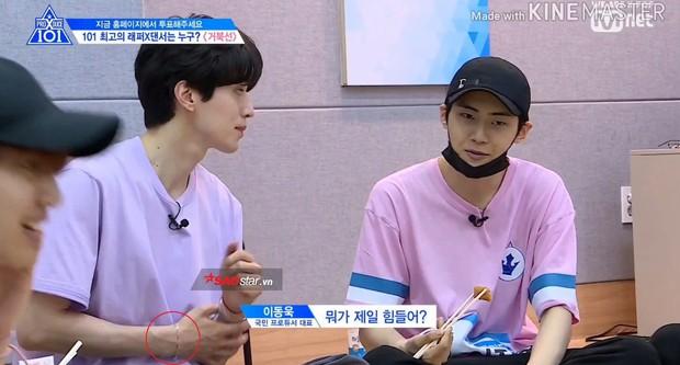 5 cặp anh em tình bể bình của Produce X 101: Host Lee Dong Wook bất ngờ sánh đôi cùng nam thí sinh! - Ảnh 14.