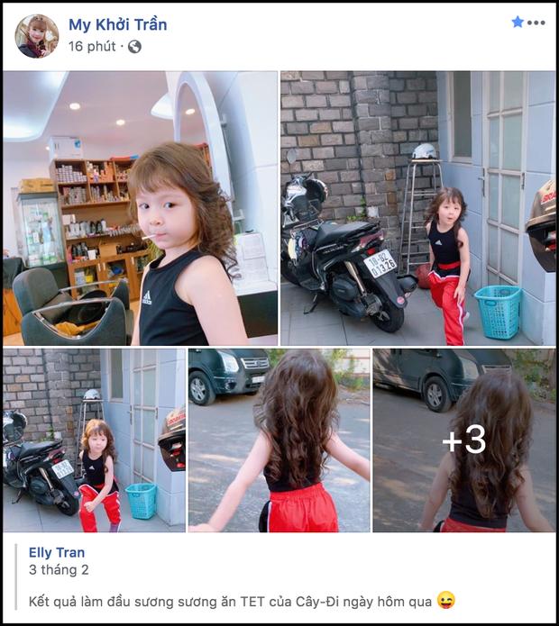 Bất ngờ chia sẻ ảnh con gái Elly Trần, Khởi My khiến fan lập tức đồn đoán đã có ý định sinh con - Ảnh 1.