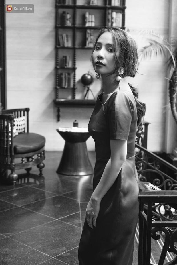 """Quỳnh Nga nói về vai Nhã tiểu tam đang gây sốt: """"Nếu Vũ không tự tìm đến, Nhã không thể tiếp cận Vũ được - Ảnh 6."""