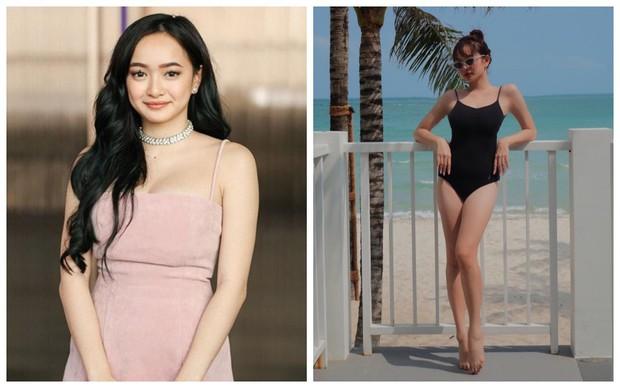 Loạt sao và hot girl Việt cho thấy: cứ chăm tập đi, bạn sẽ có màn Before - After khiến dân tình tròn mắt - Ảnh 9.