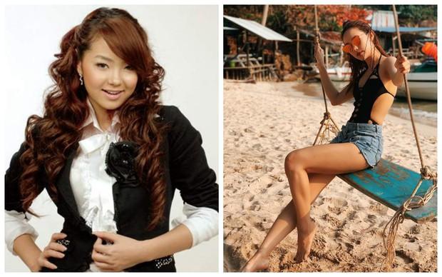 Loạt sao và hot girl Việt cho thấy: cứ chăm tập đi, bạn sẽ có màn Before - After khiến dân tình tròn mắt - Ảnh 15.
