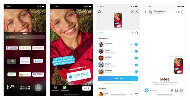 Tẩm ngẩm tầm ngầm, hoá ra Instagram đã có tính năng tạo group chat từ lúc nào không biết - Ảnh 1.