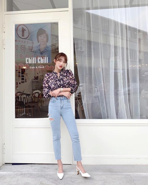 Đếm vu vơ đã có 8 kiểu áo kết hợp cực ngọt với quần jeans, giúp bạn chứng minh gu thời trang siêu ổn của mình - Ảnh 9.