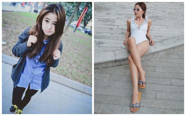 Loạt sao và hot girl Việt cho thấy: cứ chăm tập đi, bạn sẽ có màn Before - After khiến dân tình tròn mắt - Ảnh 3.