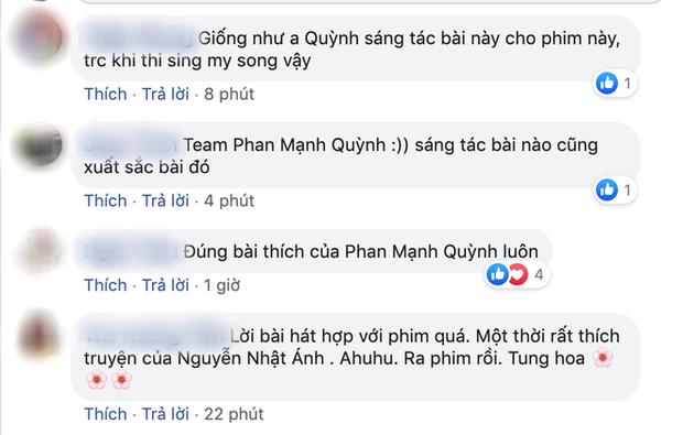 Mắt Biếc tung teaser nhạc đỉnh - cảnh đẹp: Ai cũng nức nở gọi tên Phan Mạnh Quỳnh! - Ảnh 3.