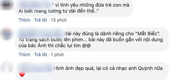 Mắt Biếc tung teaser nhạc đỉnh - cảnh đẹp: Ai cũng nức nở gọi tên Phan Mạnh Quỳnh! - Ảnh 4.
