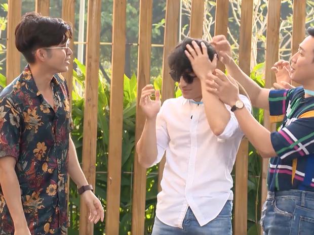 Running Man - Không lên sóng: BB Trần - Ngô Kiến Huy nhảy dựng khi bị gọi là... đồng bóng - Ảnh 3.