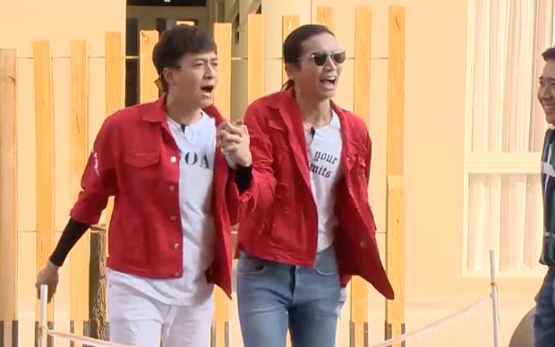 Running Man - Không lên sóng: BB Trần - Ngô Kiến Huy nhảy dựng khi bị gọi là... đồng bóng - Ảnh 6.