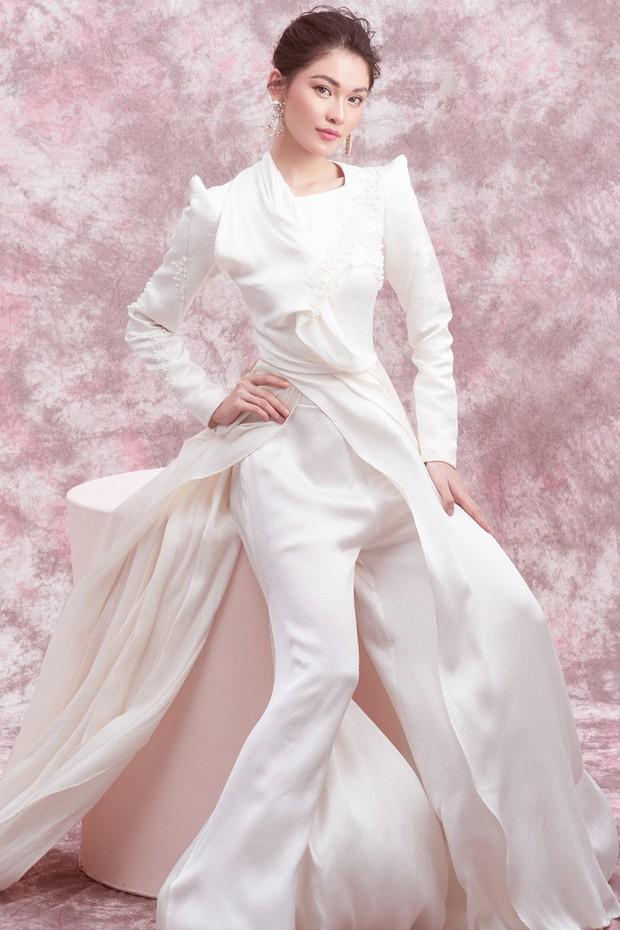 Á hậu Thùy Dung khoe ngực căng đầy gợi cảm khi bước sang tuổi 23 - Ảnh 3.