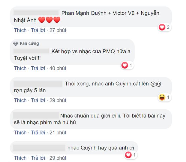 Teaser Mắt Biếc cảnh đẹp ngút ngàn cũng không bằng một câu hát, netizen Việt đồng loạt gọi tên Phan Mạnh Quỳnh! - Ảnh 6.