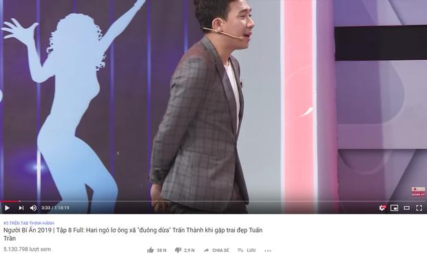 Ai hot bằng Trấn Thành: Tham gia 3 show, lọt top trending cả 3 - Ảnh 3.