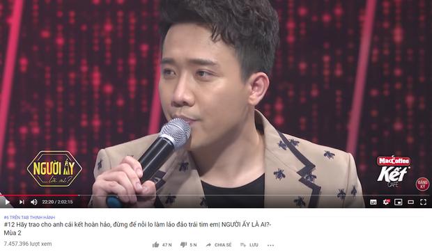Ai hot bằng Trấn Thành: Tham gia 3 show, lọt top trending cả 3 - Ảnh 4.