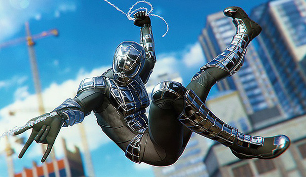 6 bộ giáp mà Tony Stark đã để lại cho Spider-Man trước khi hy sinh trong Avengers: Endgame - Ảnh 5.