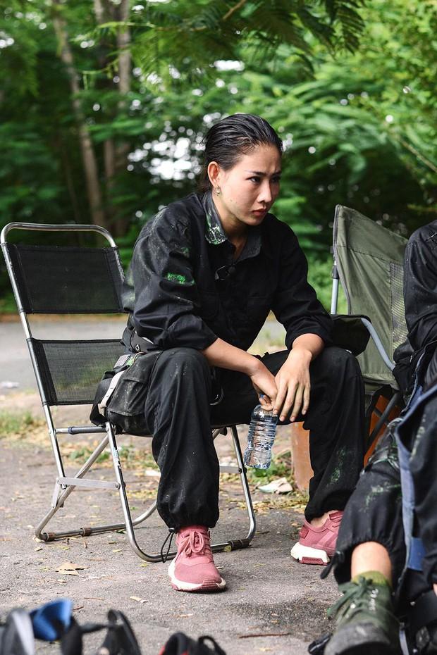Mỹ nhân hành động tung trailer cực căng: Trương Quỳnh Anh bức xúc, Phương Oanh tố có người chơi xấu - Ảnh 4.