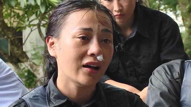 Mỹ nhân hành động tung trailer cực căng: Trương Quỳnh Anh bức xúc, Phương Oanh tố có người chơi xấu - Ảnh 8.