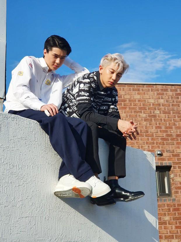 Nhóm nhỏ mới của EXO chơi trội với album đặc biệt mà BTS hay BLACKPINK, TWICE cũng chưa từng thực hiện - Ảnh 1.