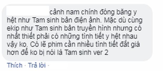 Được kì vọng sẽ là bom tấn Hoa Ngữ mùa hè, Thần Tịch Duyên vẫn bị netizen chê: Bê nguyên phim Dương Mịch vào à? - Ảnh 5.