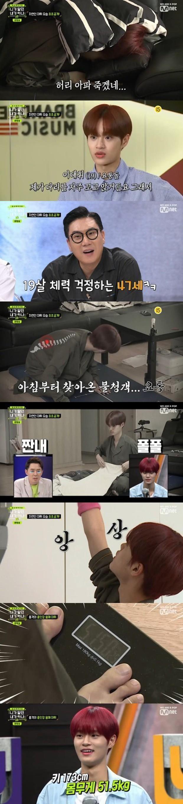 Tiết lộ lý do không thể tăng cân, cựu thành viên Wanna One bất ngờ bị cư dân mạng ném đá tơi tả - Ảnh 1.