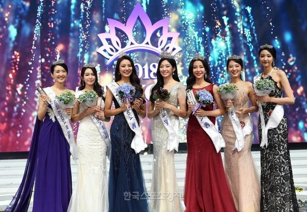 Bóc trần mặt tối cuộc thi Hoa hậu Hàn Quốc: Trao 8 vương miện, đầy quy tắc ngầm, Hoa-Á hậu bán dâm tiền tỷ - Ảnh 6.