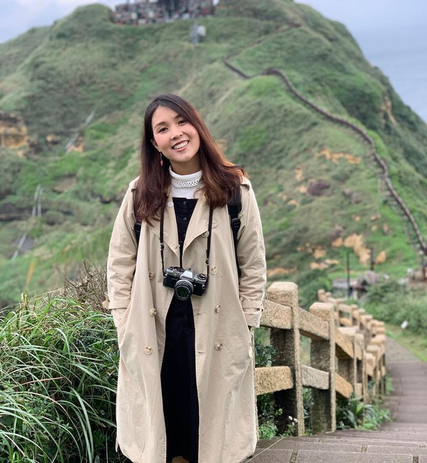 Phát hiện Vạn Lý Trường Thành phiên bản thu nhỏ ngay tại Đài Loan, được giới travel blogger thuộc nằm lòng - Ảnh 9.