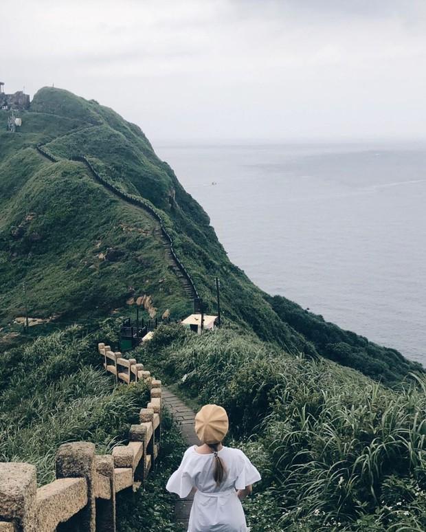 Phát hiện Vạn Lý Trường Thành phiên bản thu nhỏ ngay tại Đài Loan, được giới travel blogger thuộc nằm lòng - Ảnh 4.
