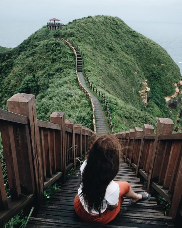 Phát hiện Vạn Lý Trường Thành phiên bản thu nhỏ ngay tại Đài Loan, được giới travel blogger thuộc nằm lòng - Ảnh 7.
