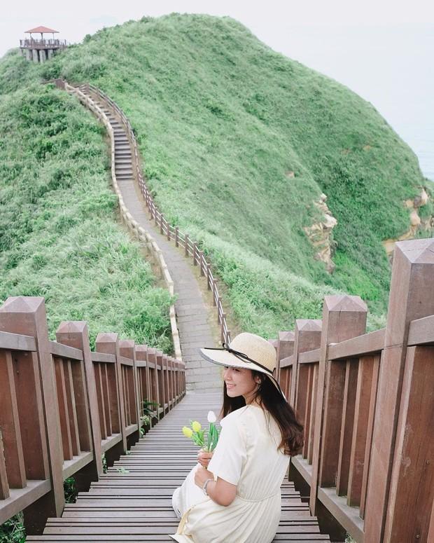 Phát hiện Vạn Lý Trường Thành phiên bản thu nhỏ ngay tại Đài Loan, được giới travel blogger thuộc nằm lòng - Ảnh 5.