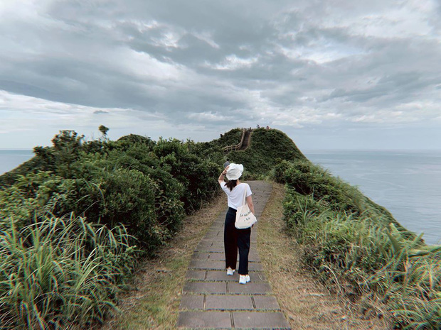 Phát hiện Vạn Lý Trường Thành phiên bản thu nhỏ ngay tại Đài Loan, được giới travel blogger thuộc nằm lòng - Ảnh 6.