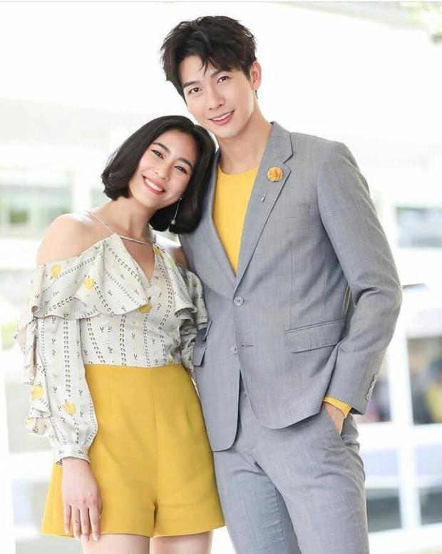 Được ship với loạt mỹ nhân hot nhất Thái Lan, trái tim và cuộc đời nam thần Push Puttichai chỉ thuộc về một người - Ảnh 5.