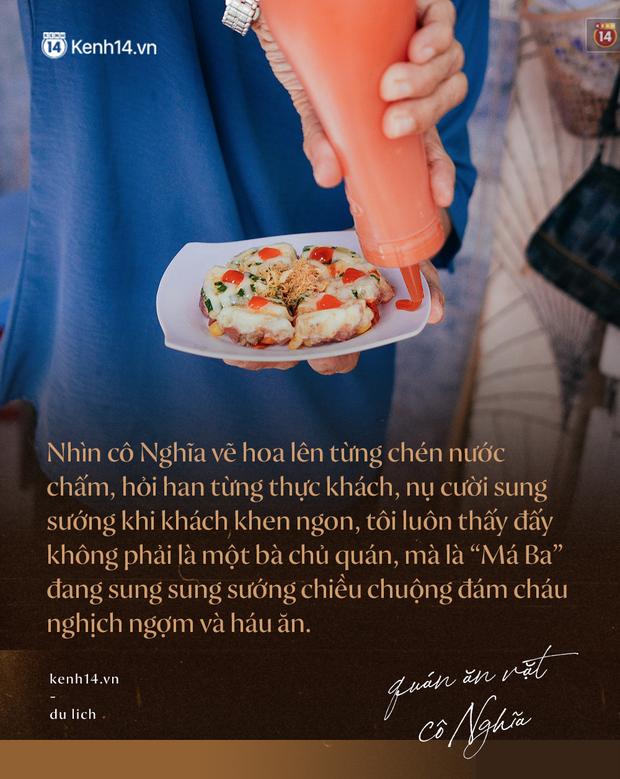 Sài Gòn: Ghé qua quán ăn vặt số 47 để tìm về kí ức tuổi thơ và nghe cô chủ quán tính tiền như đọc rap - Ảnh 10.