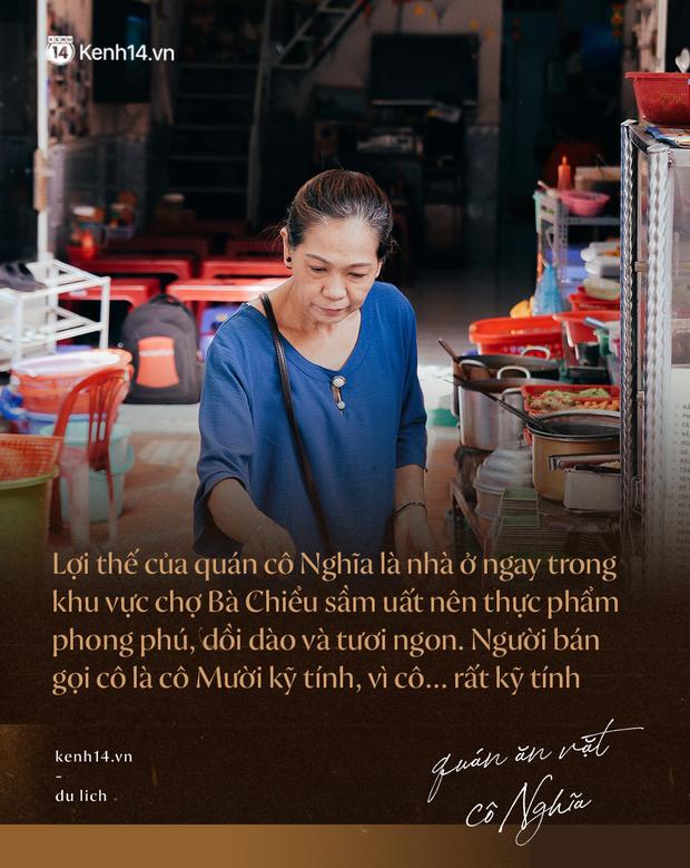 Sài Gòn: Ghé qua quán ăn vặt số 47 để tìm về kí ức tuổi thơ và nghe cô chủ quán tính tiền như đọc rap - Ảnh 8.